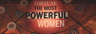 "The article ran in the ""Most Powerful Women"" section of the Fortune website."