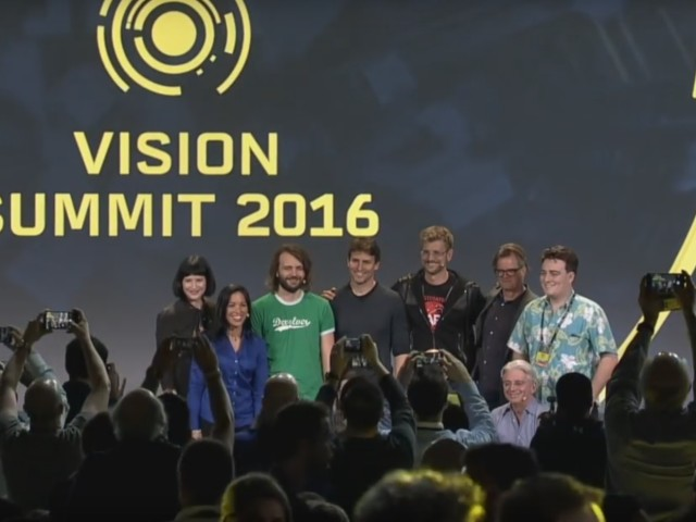 WiVR members spotlighted at Vision Summit 2016